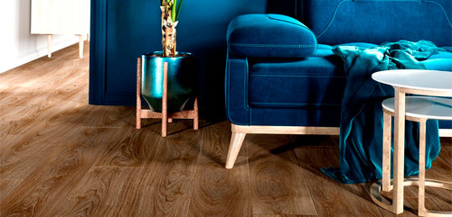 Виниловый пол в интерьере. Как выбрать виниловую плитку, ее виды, укладка, характеристики, толщина.