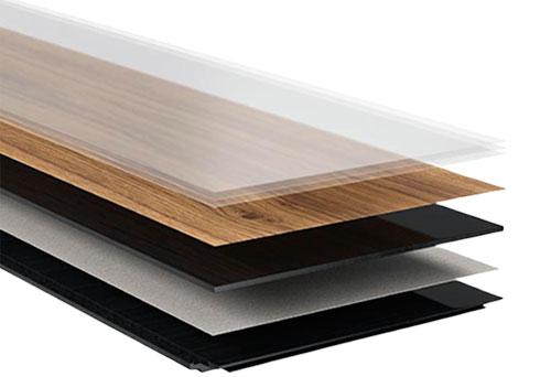 Конструкция виниловой плитки. Как выбрать виниловую плитку, ее виды, укладка, характеристики, толщина.
